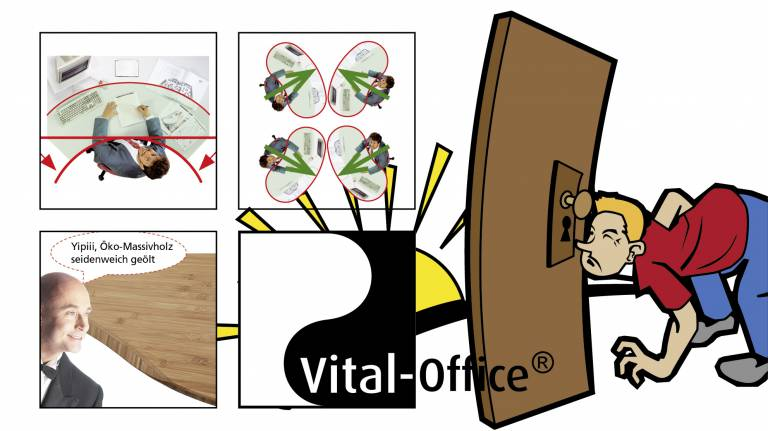 The Vital-Office Concept