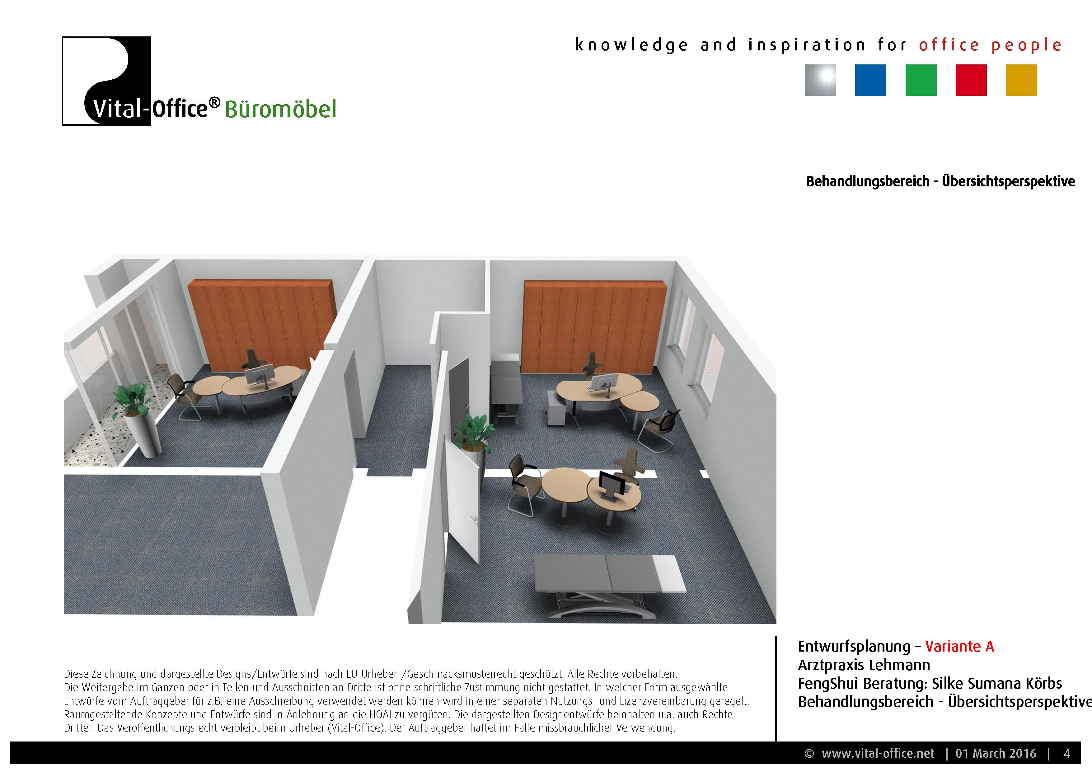 Arztpraxis Potsdam - Vital-Office