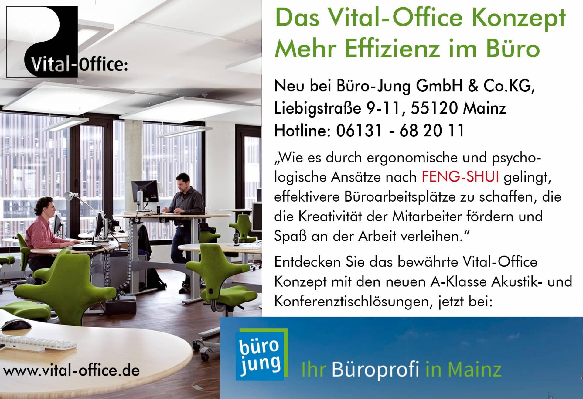 Möbel Jung Mainz d55120 büro jung in mainz jetzt auch mit vital office möbeln