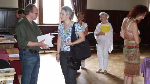 27.-30.07.2007 -  Int. Feng Shui Kongress, Budapest