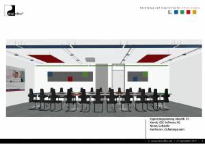 flexiconference in Schulungsräumen - DSC Software AG
