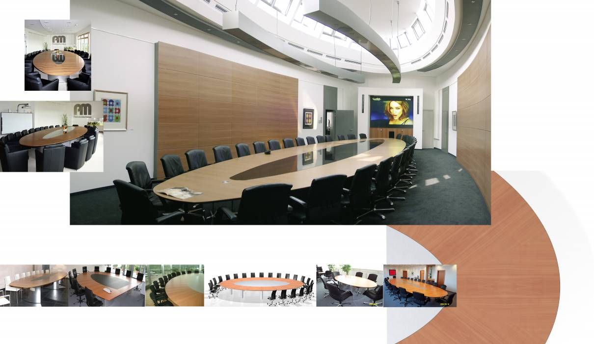 Circon Executive Sclass Conference Table System For The Executive - Executive office conference table