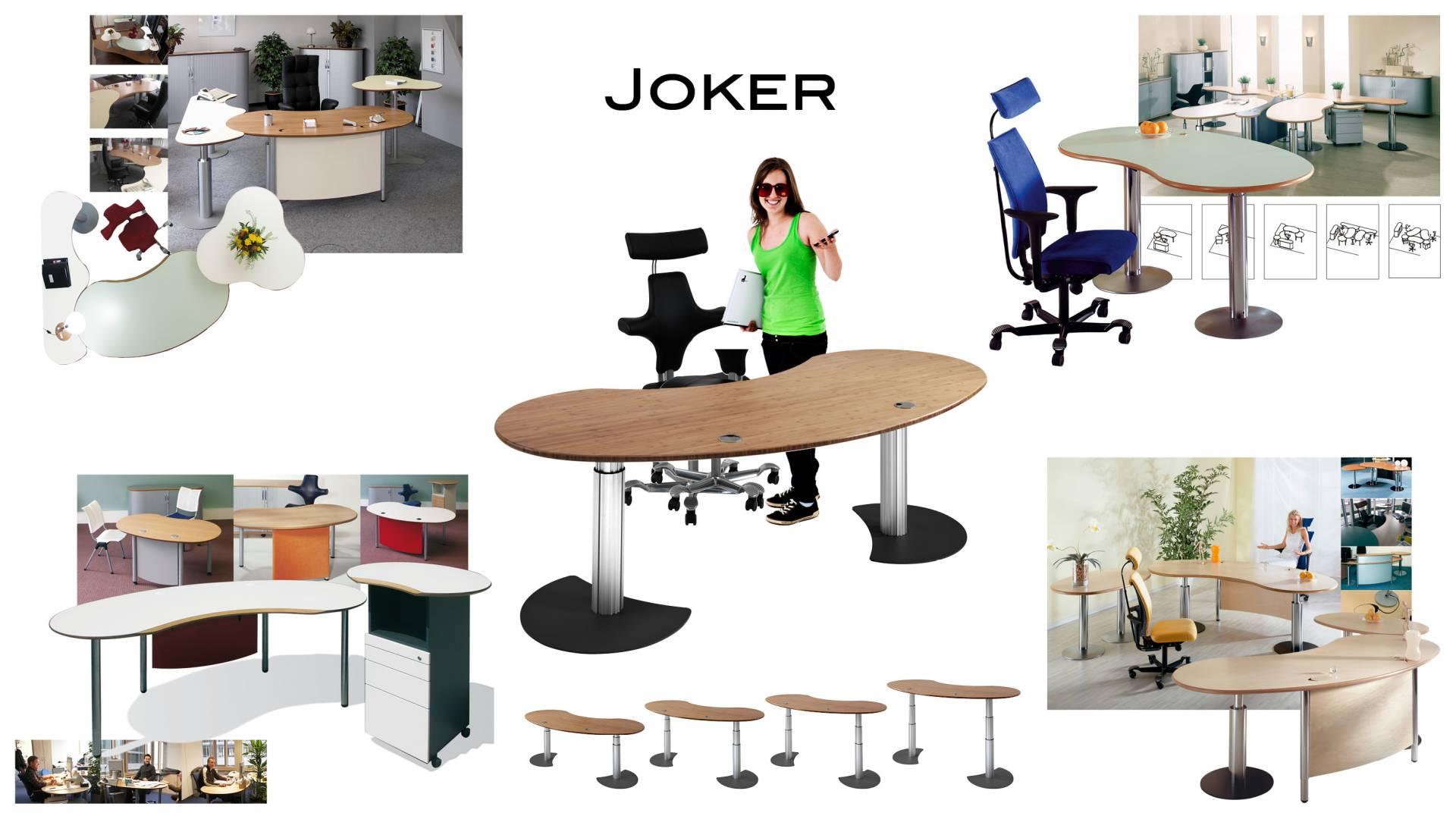 Joker addons programm overview