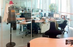 Jungheinrich Qingpu - Ergonomic Green Bamboo Office