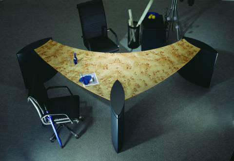 circon executive wing - executive desk - An instrument for modern management.
