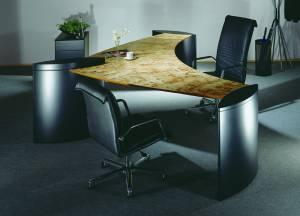 circon executive wing - executive desk - An instrument for modern management.