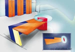 circon executive jet - executive desk - The Beginning