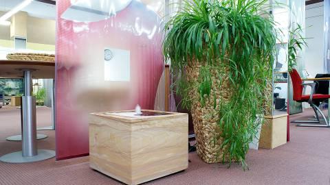 06.10.2006 - Tagesseminar Ergonomie und Feng Shui - Vital im Job | erstmals im neuen Schulungszentrum Holzbachtal