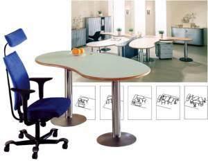 Desks   Infinity Design C Style   Variation C Style