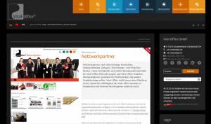 Feel good marketing portal