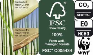 The Bamboo Material