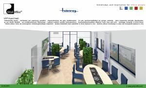 Designwork: VIP canteen for Haering Taicang