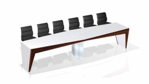 circon face conference table