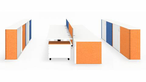 vitAcoustic Acoustic Sideboard