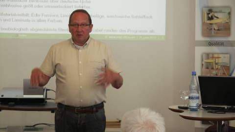 20.-22.03.2010 Messe - gesund & bewusst leben - Energie, Bauen & Wohnen in Erlangen, Heinrich-Lades-Halle