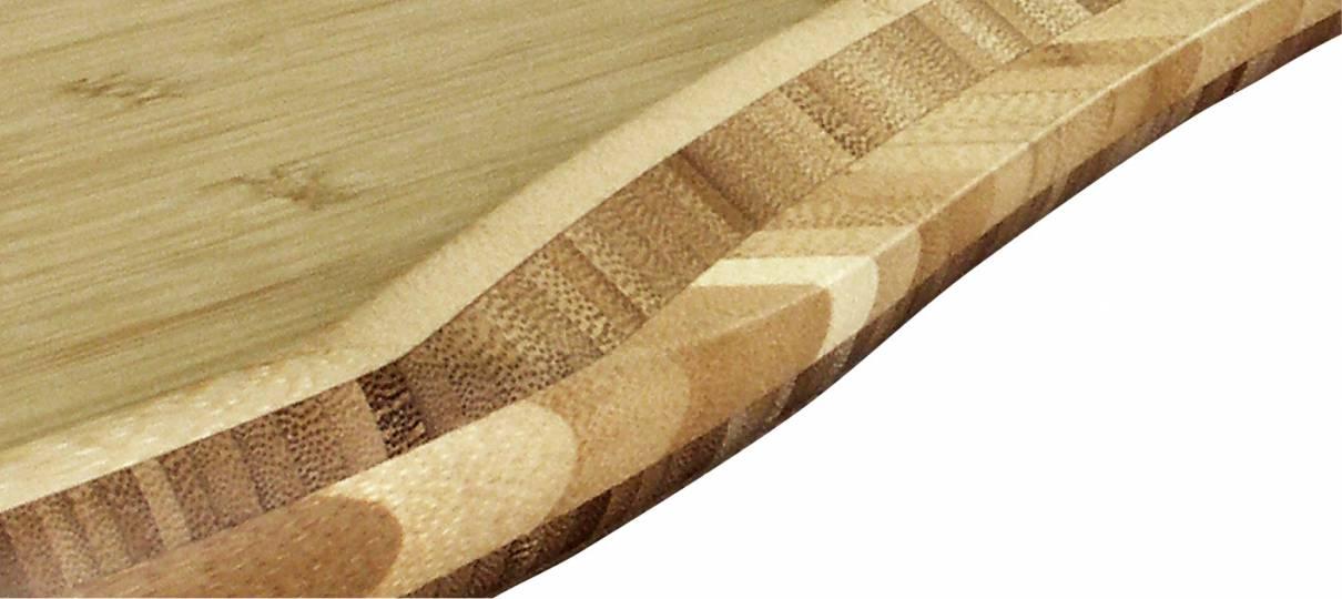Bamboo - modern, contemporary and representative!