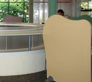 Uniklinik Freiburg gestaltet Mensa mit Feng Shui Architekt Atito Lorenz Witt
