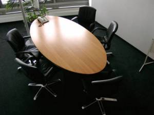 circon s-class - Meeting table for 4-10 persons