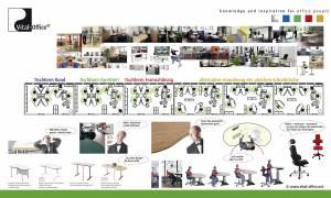Vital-Office Sitz-/Steh-Ergonomie