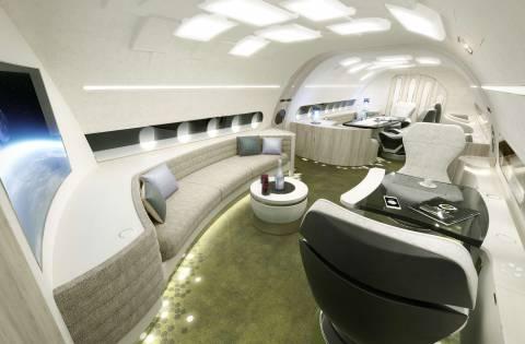 Airbus hat jetzt auch Rundungen für sich entdeckt