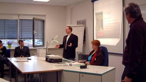 15.02.2008 - Arcon CAD Training Basic 1