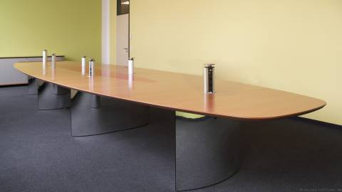 Circon Sclass Xm Conference Table With Mini Notebook Media - Mini conference table