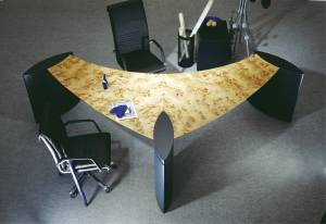 circon executive wing - executive desk - Exclusive and distinctive design