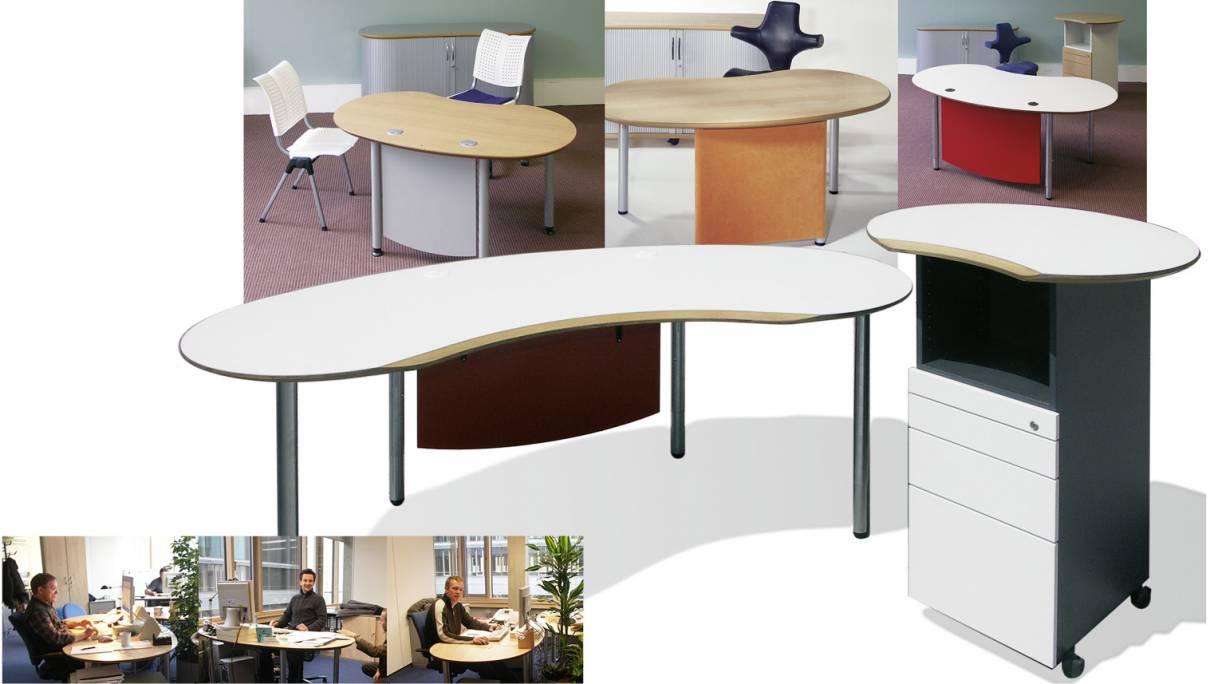 Wunderbar Vital Office Schreibtisch Joker E Style Dekor