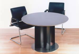 circon s-class - Meeting tables elliptical and round tables