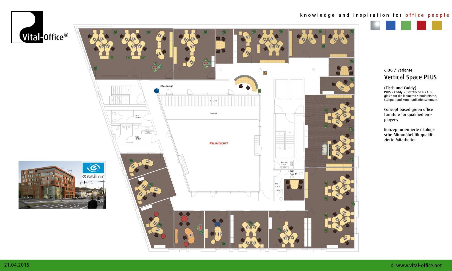 b roplanung repr sentatives gro projekt in freiburg. Black Bedroom Furniture Sets. Home Design Ideas