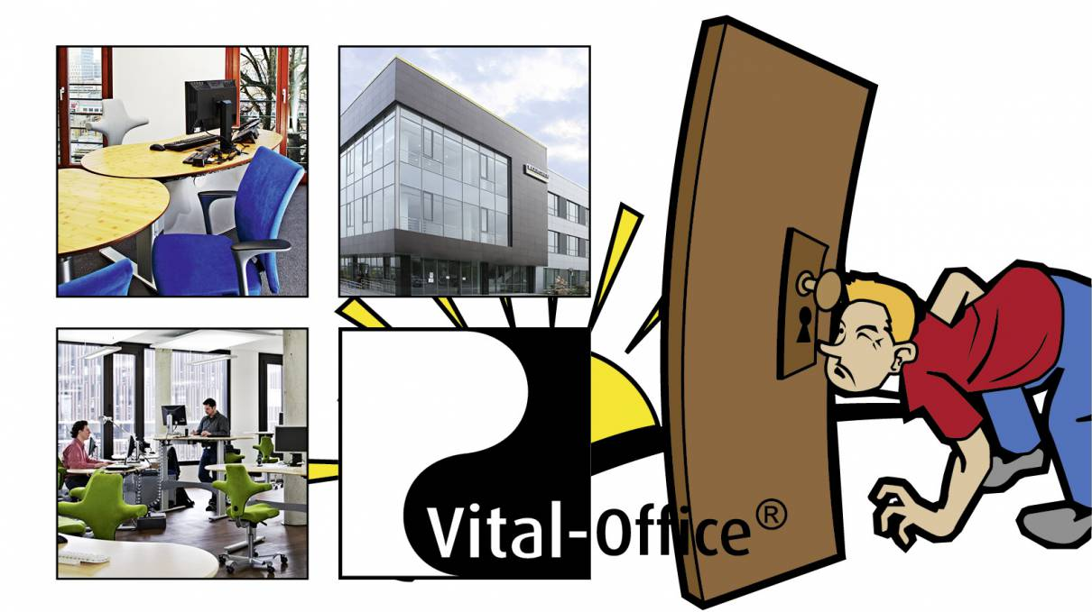 Vital-Office Design Thinking