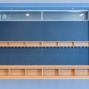 Eurocampus Lycee Francais - acoustic optimized school