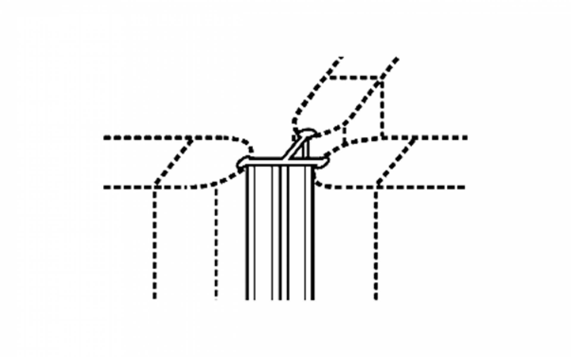 Zubehör - Verbinder 3-fach-r