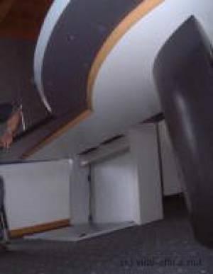 circon executive jet - executive desk - Hidden cabling