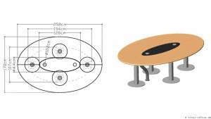 Smart Conference tables - variety hard to beat