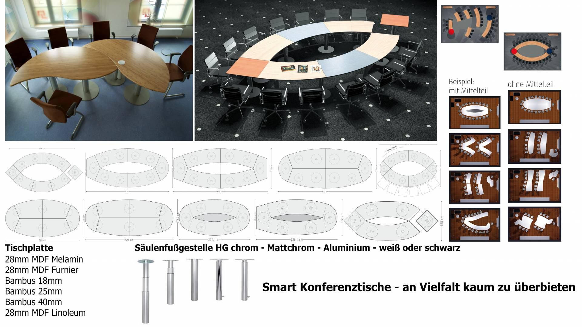 Smart Conference Tables Variety Hard To Beat Vital Office