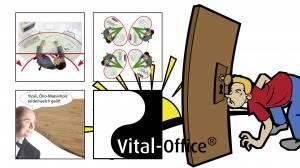 Das Vital-Office Ergonomie Konzept