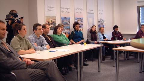 31.07.2009 - Kooperationsbörse Südwest