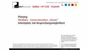 Büroplanung Chefbüro Mobilfunk Südpfalz