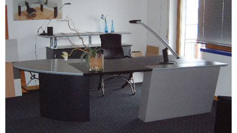 "circon executive jet - executive desk - Modern ""Team And Work"" work-station"