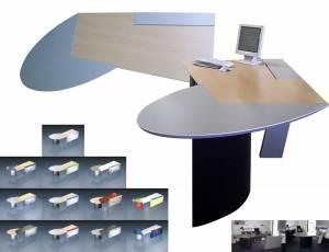 "circon executive jet - executive desk - Modern ""Team And Work"" work-station"