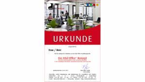 """03.11.2011 - Ausbildungsreihe:  1. """"Das Vital-Office Konzept"""" .. für mehr Lebensqualität in einer gesunden Bürowelt."""