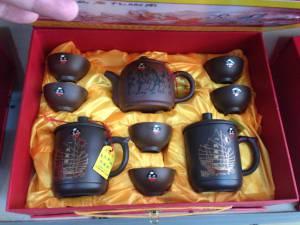 Yxing Teapots precious handcraft