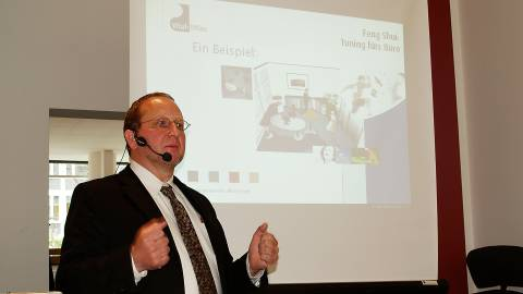 17.10.2009 - Vital-Office Tuning fürs Büro Workshop: Vital-Office Bürooptimierung, Ergonomie und Feng Shui
