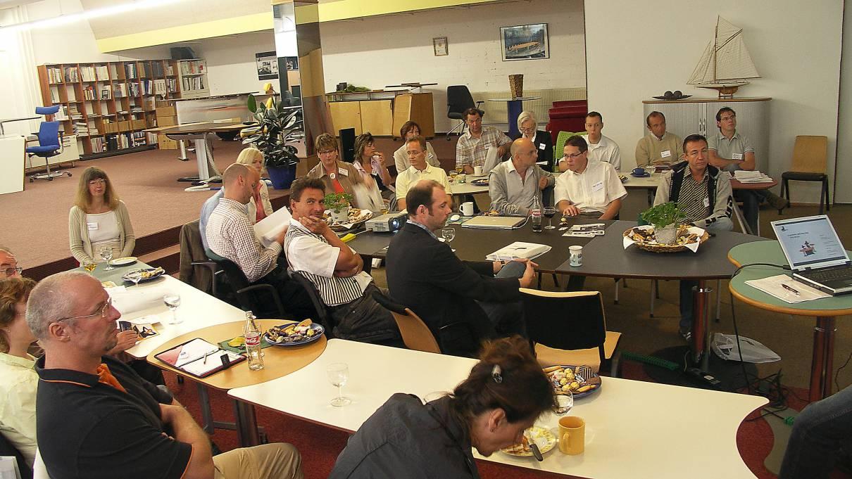 17.10.2009 - Vital-Office Tuning fürs Büro Workshop: Vital-Office Bürooptimierung, Ergonomie und Feng Shui
