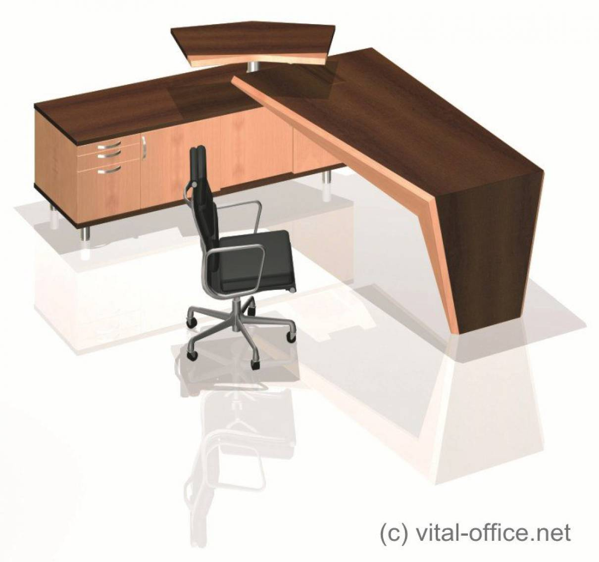 Stand Up Office Designs : Design variations with board and stand up desk vital office