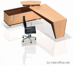 Design Variations with Board and Stand-up desk