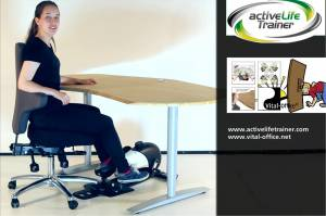ActiveLifeTrainer - Science and Comparison with Treadmill Desks