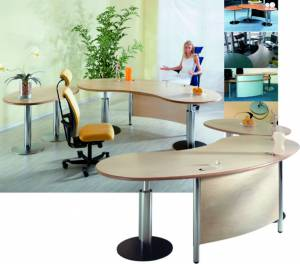 What is especially important with a Vital-Office® design from the Feng Shui viewpoint?