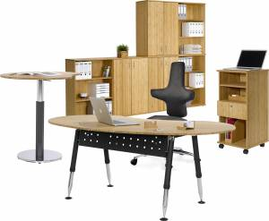 Do bamboo furniture have disadvantages compared to traditional materials?